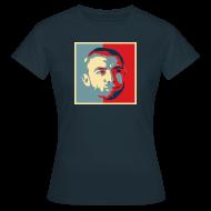 T-Shirts ~ Women's T-Shirt ~ WOMEN'S TEE: WB7ST FACE