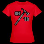 T-Shirts ~ Women's T-Shirt ~ Womens Tee : Tomohawk