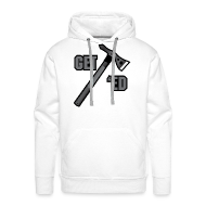 Hoodies & Sweatshirts ~ Men's Premium Hoodie ~ Mens Hoodie : Tomohawk