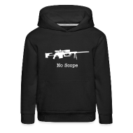 Hoodies ~ Kids' Premium Hoodie ~ Youth Hoodie : No Scope