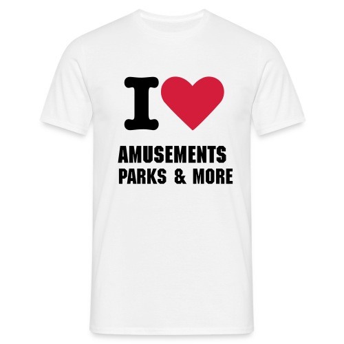 CAMISETA AMUSEMENTS PARKS & MORE - Camiseta hombre