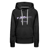 Hoodies & Sweatshirts ~ Women's Premium Hoodie ~ Womens Hoodie : No Scope (Lavender)