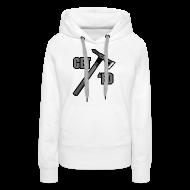 Hoodies & Sweatshirts ~ Women's Premium Hoodie ~ Womens Hoodie : Tomohawk