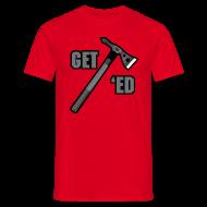 T-Shirts ~ Men's T-Shirt ~ Mens Tee : Tomohawk