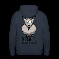 Hoodies & Sweatshirts ~ Men's Premium Hoodie ~ GOAT Hoodie