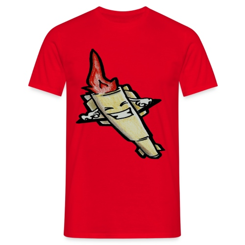 Incoming! - Men's T-Shirt