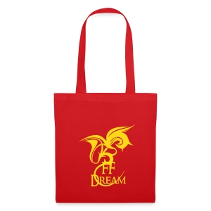 FFDream - logo or jaune - Tote Bag