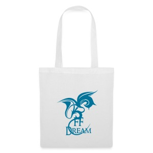 FFDream - logo petrole - Tote Bag