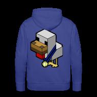 Hoodies & Sweatshirts ~ Men's Premium Hoodie ~ Eggward