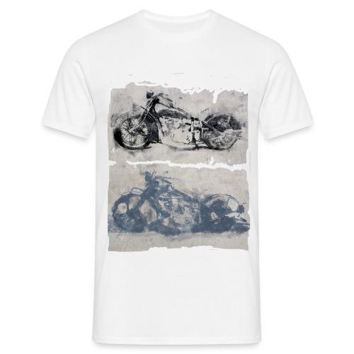 Indianx2 - Männer T-Shirt