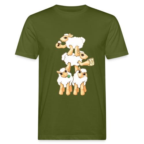 Tas de mouton - T-shirt bio Homme