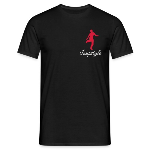 T-shirt Red Logo - Brest. - Men's T-Shirt