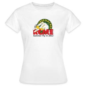 RCME Greenacres 2012 Women's Classic T-Shirt - White - Women's T-Shirt