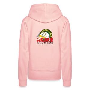 RCME Greenacres 2012 Women's Hoodie - Crystal Pink - Women's Premium Hoodie