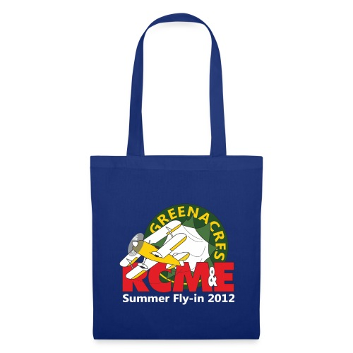 RCME Greenacres 2012 Classic Tote Bag - Royal Blue - Tote Bag