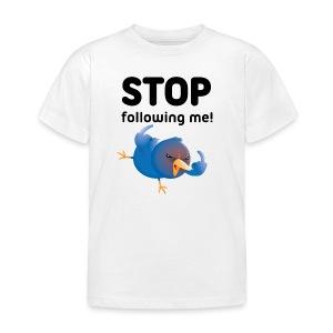 T-shirt tweet - Kinderen T-shirt