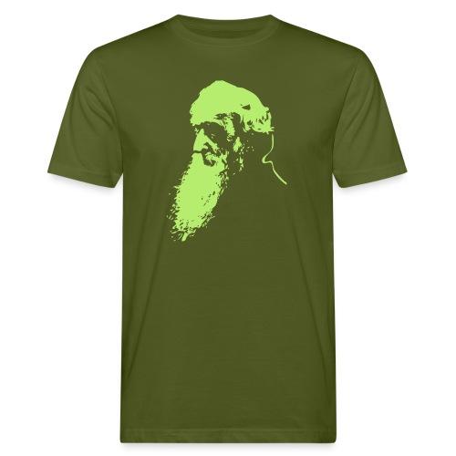 William Booth (grün) - Männer Bio-T-Shirt