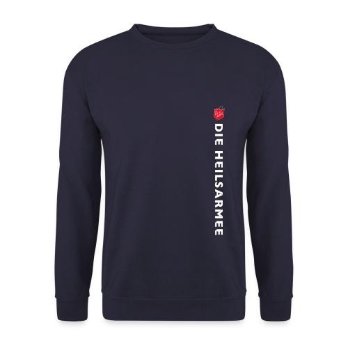 Heilsarmee Type (rot/weiß) - Männer Pullover