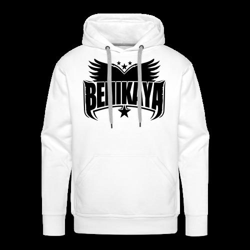 Benikaya Classic Logo - Männer Premium Hoodie