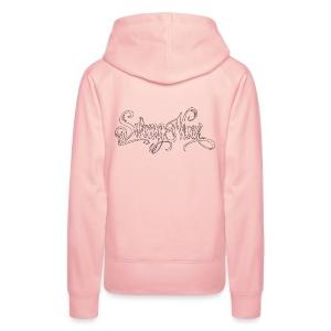 Pull BITCH SWAGG - Sweat-shirt à capuche Premium pour femmes