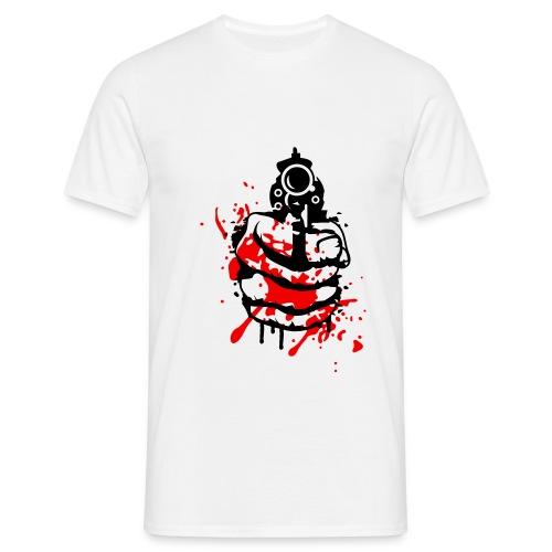 Ey du ;) - Männer T-Shirt