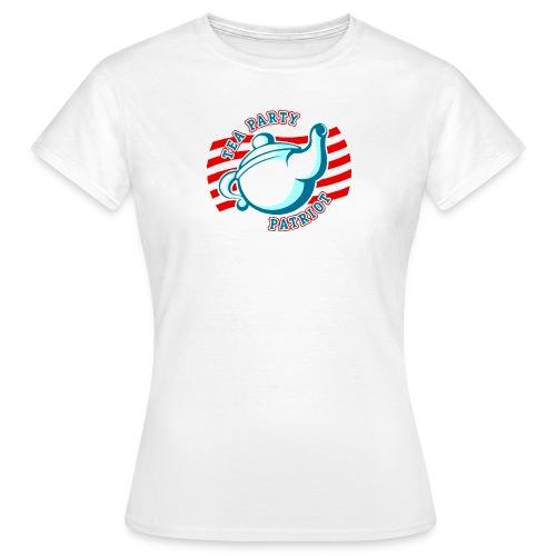 TEA PARTY PATRIOT - Frauen T-Shirt