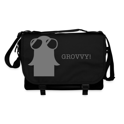 Grooovvvy Penguin Bag! - Shoulder Bag