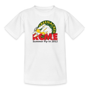 RCME Greenacres 2012 Classic Kid's T-Shirt - White - Kids' T-Shirt