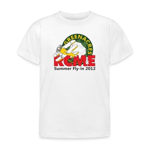 RCME Greenacres 2012 Classic Kid's T-Shirt - White - Kids' T-Shirt