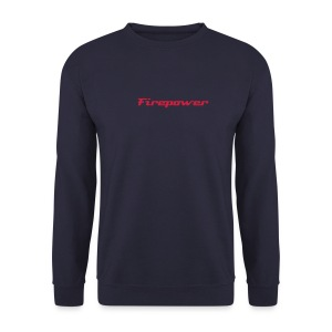 firepower sweatshirt - Men's Sweatshirt