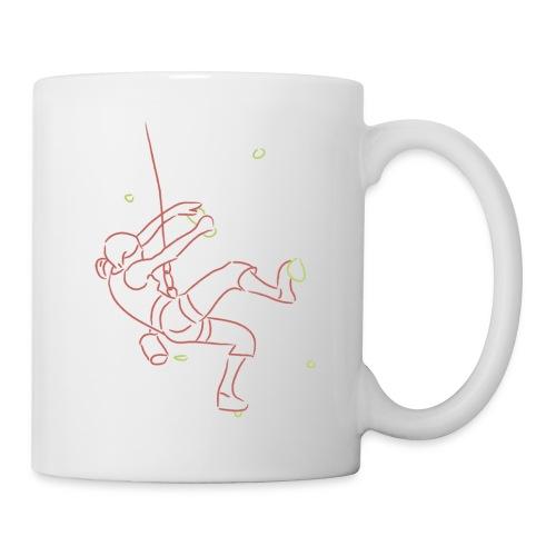 Climbing fan mug #2 - Mok