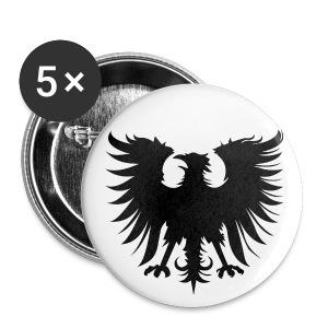Deutschland 4 - Buttons mittel 32 mm