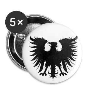 Deutschland 4 - Buttons klein 25 mm