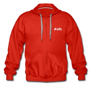 #stfc Zip Hoodie - Men's Premium Hooded Jacket
