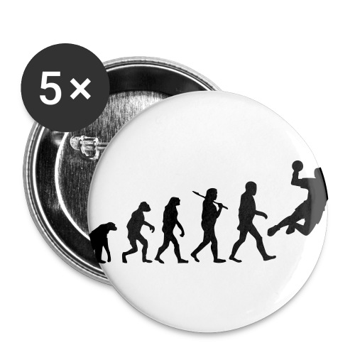 Buttons middel 32 mm (5-pack)