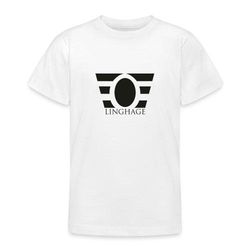 LINGHAGE - T-shirt tonåring