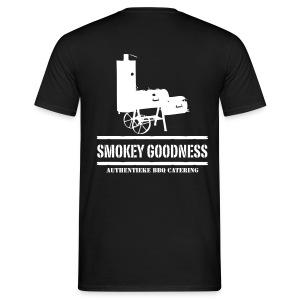 Smokey Goodness T Shirt - Mannen T-shirt