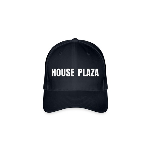 CAP HOUSE PLAZA WHITE - Flexfit baseballcap