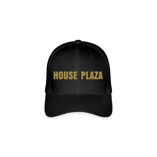 CAP HOUSE PLAZA GOLD - Flexfit baseballcap