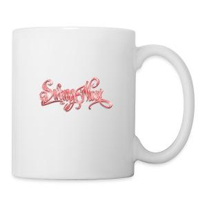 Tasse SWAGG CAFÉ - Mug blanc