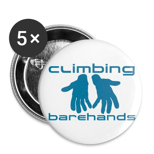 Climbien Hands - Chapa mediana 32 mm