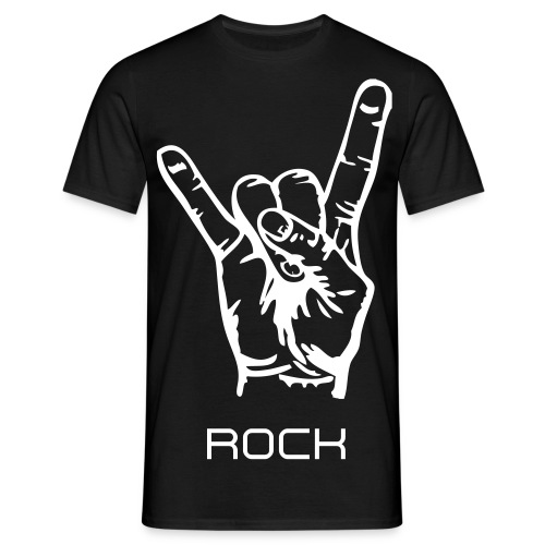 ROCK - T-shirt Homme