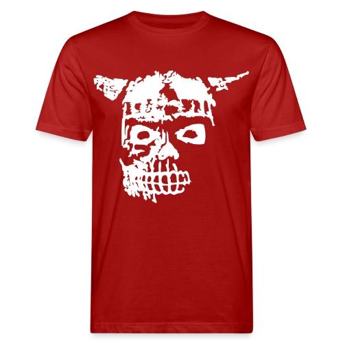 Viking Tête de Mort 1 - T-shirt bio Homme