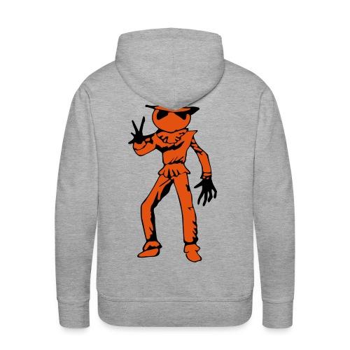Halloween 1 - Sweat-shirt à capuche Premium pour hommes