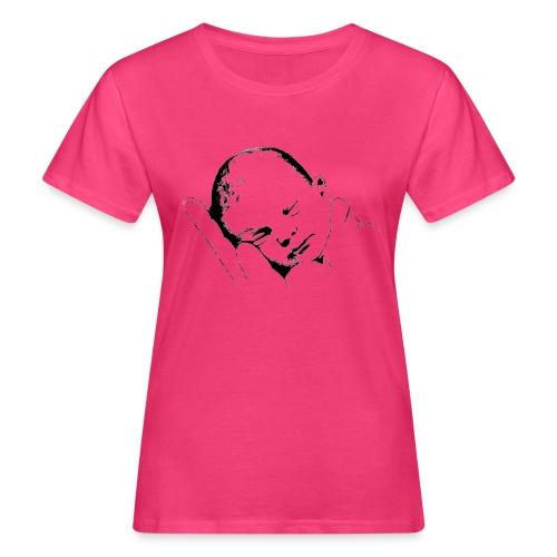 Portrait bébé Tee shirts  - T-shirt bio Femme