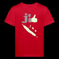Tee shirts ~ Tee shirt Bio Enfant ~ J'aime la Nouvelle Calédonie