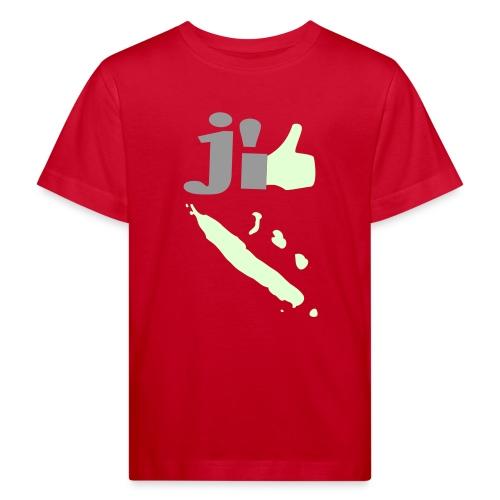 J'aime la Nouvelle Calédonie  - T-shirt bio Enfant