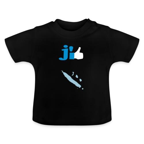 J'aime la Nouvelle Calédonie  - T-shirt Bébé