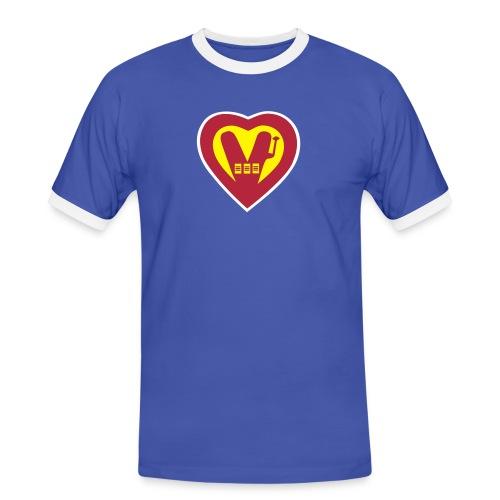 super Vegan - Men's Ringer Shirt