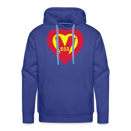 super Vegan - Men's Premium Hoodie